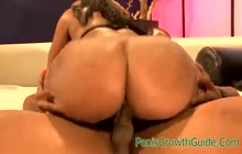 Anal sex with huge butt ebony Cherokee D'Ass