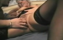 Busty mature slut fucked by sexy dude