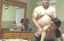 Fat Guy Fucks Mature Thai