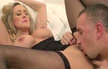 Brandi Love loves that big cock